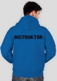 Bluza z kapturem Instruktor