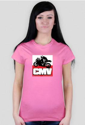 CMV lady