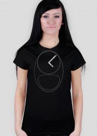 clock classic black