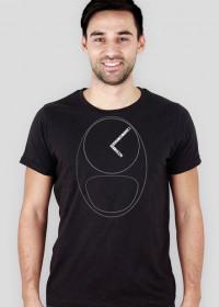 clock slim black