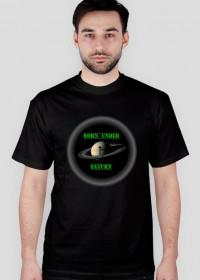 Koszulka BORN UNDER Saturn