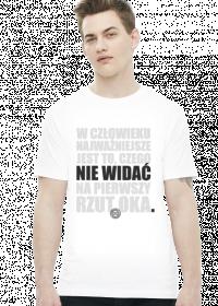 Nie widać (by Szymy.pl) - męska