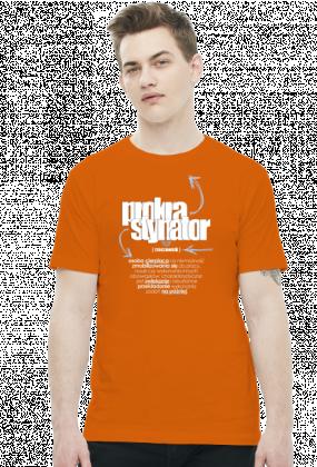 Prokrastynator (prokrastynacja, definicja) by Szymy.pl - męska