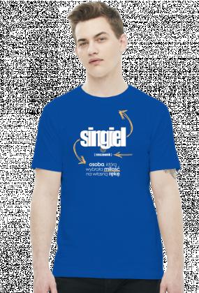 Singiel (definicja) by Szymy.pl - męska