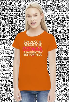 Szczęście (by Szymy.pl) - damska