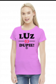 Luz w dupie (by Szymy.pl) - damska