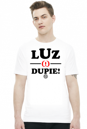 Luz w dupie (by Szymy.pl) - męska
