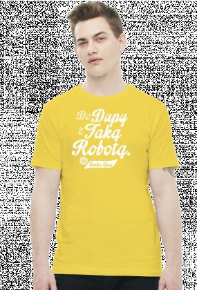 Do dupy z taką robotą - Sasha Grey (by Szymy.pl) - męska