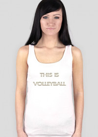 THIS IS VOLLEYBALL dots