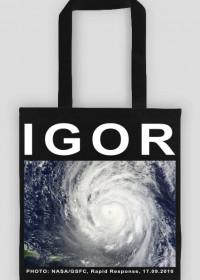 huragan Igor