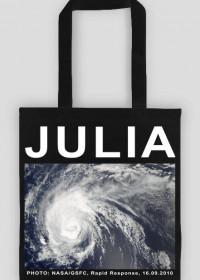 huragan Julia