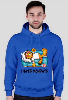 Bluza Garfield - I Hate Mondays