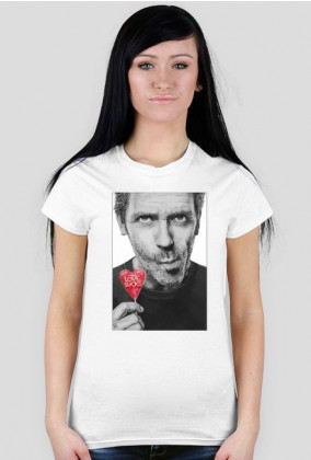 Dr House t-shirt
