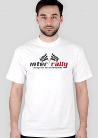 Koszulka inter-rally LOGO