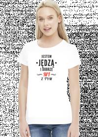 Koszulka - Jestem jędzą
