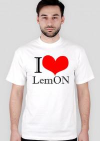 Koszulka biała LemOn