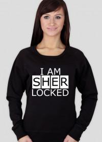 I am Sherlocked - bluza damska